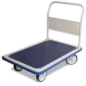 IT500 industrial platform trolley