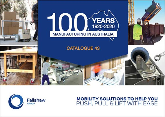 Fallshaw Group catalogue 43