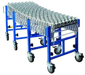 flexible conveyor system