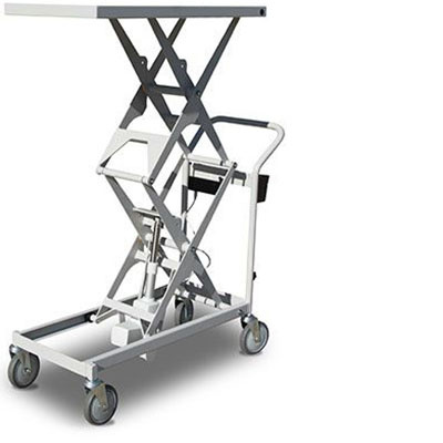 SLB100 powered scissor lift