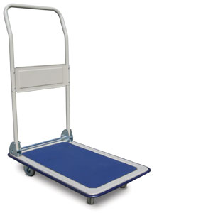 IT150 industrial platform trolley