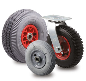 Soft wheels