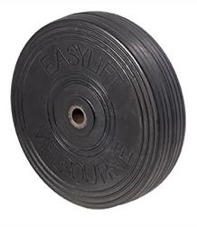 200 mm diameter rubber/steel wheel (500 kg load capacity) BOXSI2690