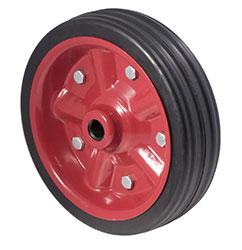200 mm diameter rubber/steel wheel (500 kg load capacity) BOXSI2696