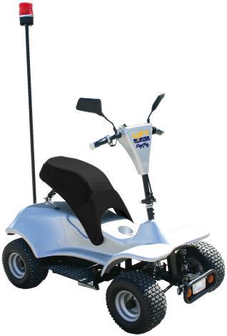 Zippy ride-on Tug